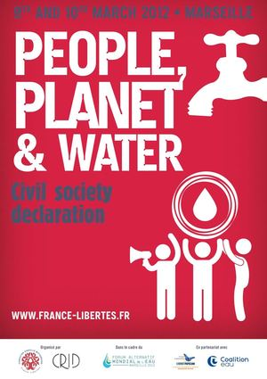 Water, Planet and Peoples