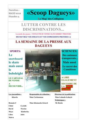 Scoop Dagueys n°4