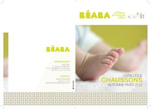 Catalogue BEABA Chaussons