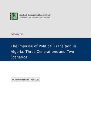 The Impasse of Political Transition Final