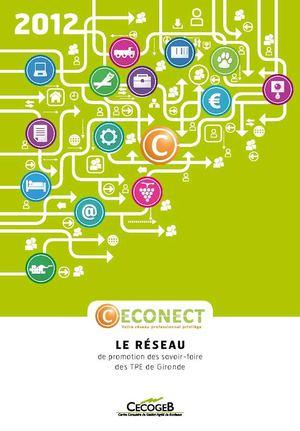 Calaméo - Annuaire Ceconect 2012, le réseau de la TPE en Gironde