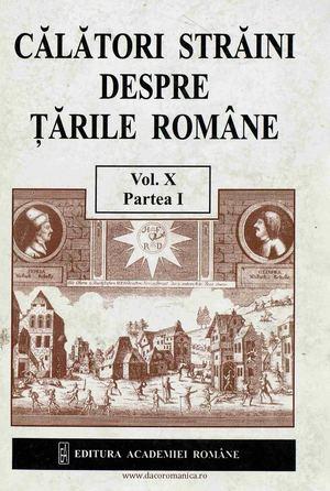 Calatori Straini Despre Tarile Romane Pdf