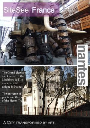 Nantes a city transformed by art