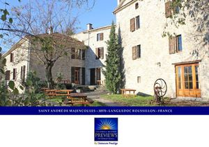 Collection Coldwell Banker Previews International - St André de Majencoules - UG45-444