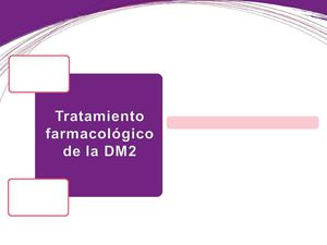 tratamiento farmacologico para la diabetes mellitus