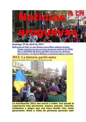 Calaméo - Noticias Uruguayas domingo 29 de abril de 2012