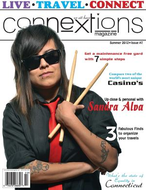 Connextions Magazine Issue 7 - Connecticut