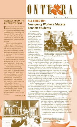 Onteora Fall Newsletter 2011