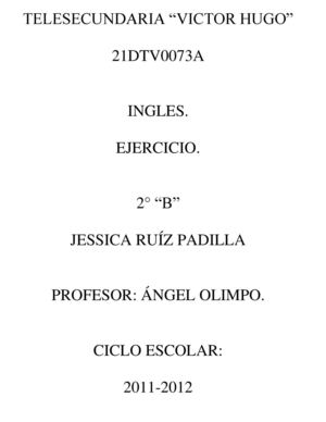 Bloque 4 - Ingles- Trabajo 1