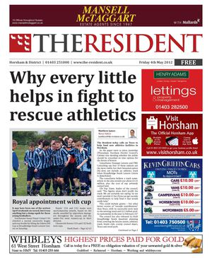 The Resident - 4th May 2012