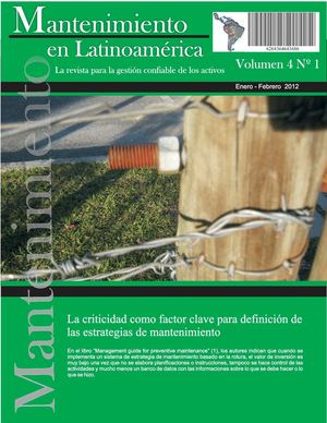 ML Mantenimiento en Latinoamerica Vol 4 No 1