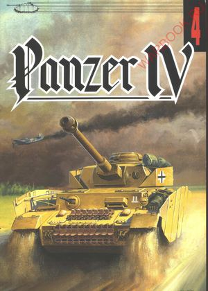 Wydawnictwo Militaria 04 PzKpfw IV