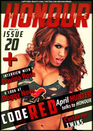 HONOUR - Issue 20