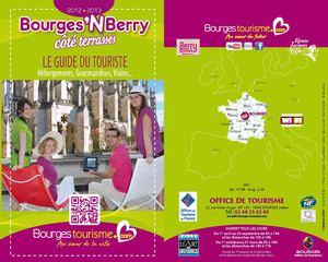 Guide du Touriste 2012 - Bourges
