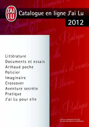 Calaméo - Catalogue général J ai lu 2012 684d83288ef2