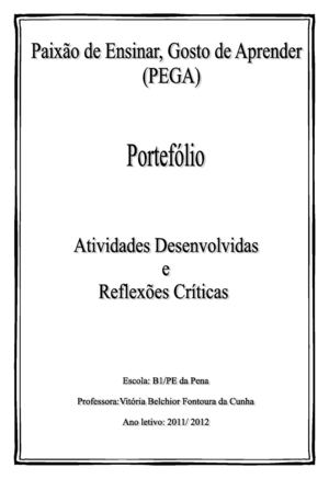 Portefólio do PEGA