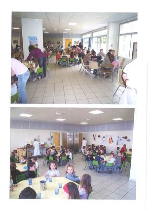 photo cantine scolaire