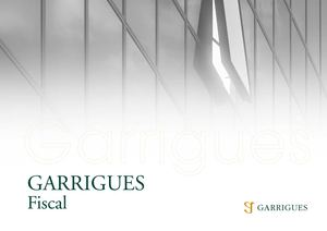 Garrigues - Fiscal