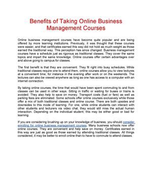 Onlinebusinessmanagementcourses