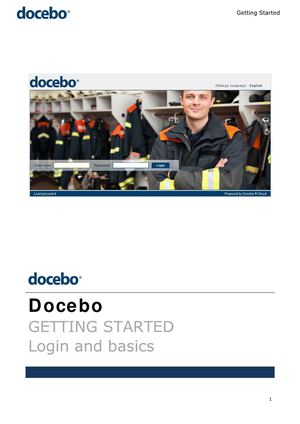 DOCEBO DOCUMENTATION