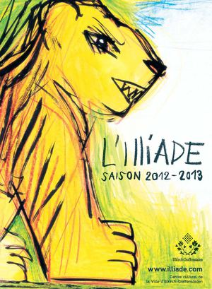 Journal de saison 2012/2013 de l'Illiade