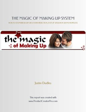 The Magic Of Making Up System