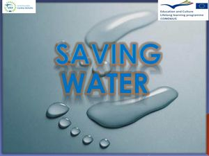 Saving water - Inês Moura and Manuel 10CT5