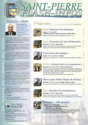 Saint-Pierre Flash-Infos n°121 – avril 2012