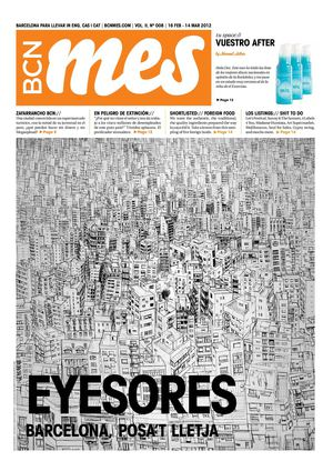 EYESORES // BCN MES • Barcelona art, people and culture