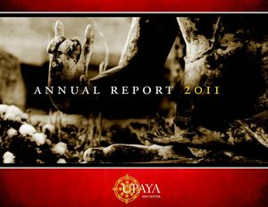 Upaya Zen Center 2011 Annual Report