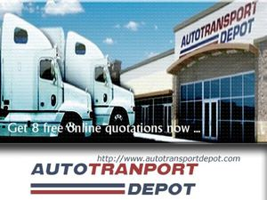 Auto Transportation Across US
