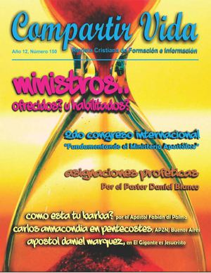 REVISTA COMPARTIR VIDA Junio 2012