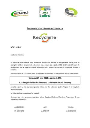 Courrier inauguration290612