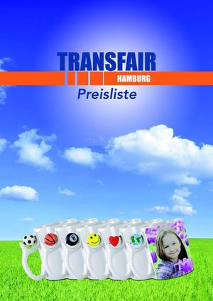 Transfair Katalog 2011 deutsch