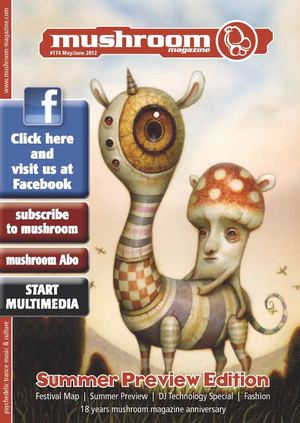mushroom magazine May/June 2012