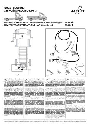 iso trailer wiring diagram calam  o montage instructie kabelset fiat ducato x250  2006    calam  o montage instructie kabelset fiat ducato x250  2006