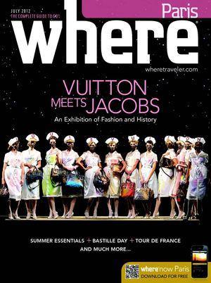 Where Paris Magazine - July 2012
