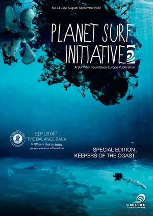 Planet Surf Initiative N°74 - English