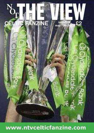 not the view celtic fanzine issue 208