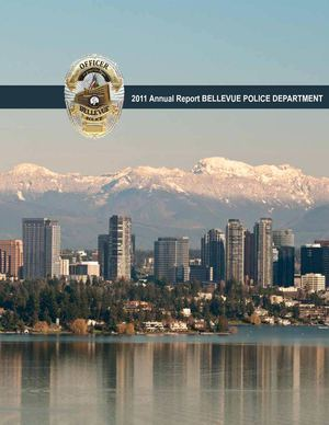 Bellevue Police Department 2011 Annual Report