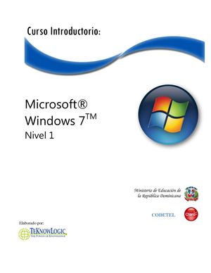 curso introductorio windows 7
