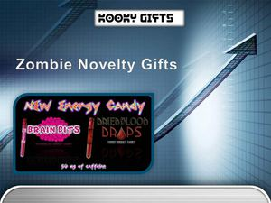 Zombie Novelty Gifts