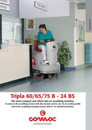 Comac Tripila 65 Service Manual