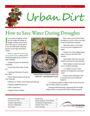 Calameo How To Save Water During Droughts Harris County Master