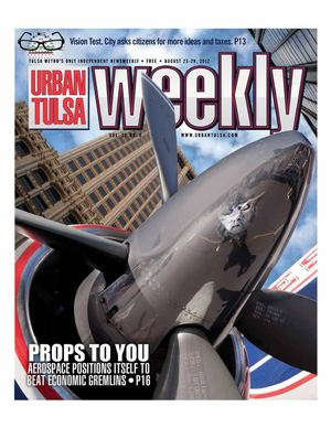 Urban Tulsa Weekly August 23-29, 2012