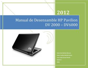 Manual_Desensamble_HP_Pavilion