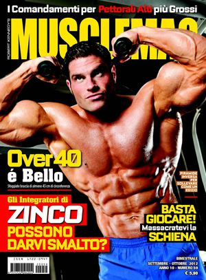 MuscleMag IT #59 - Set/Ott 2012