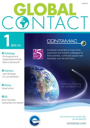 GlobalCONTACT 2012 - Issue 1