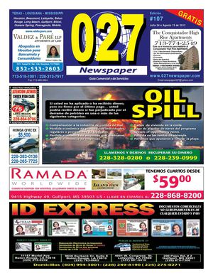 027 Newspaper  Issue 107