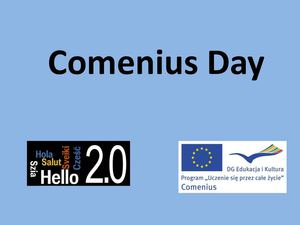 Comenius day Poland